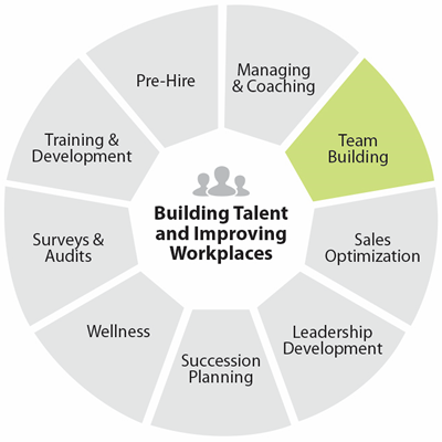 Team Building Experts - Assessment Leaders