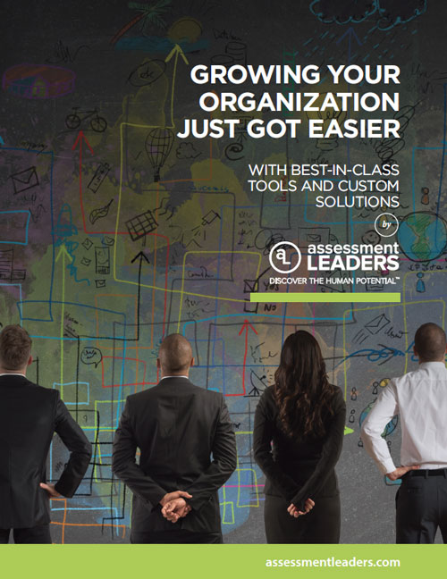 Assessment Leaders Brochure - Corporate assessment tools